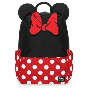 """Minnie Mouse """"Cosplay"""" Backpack"""